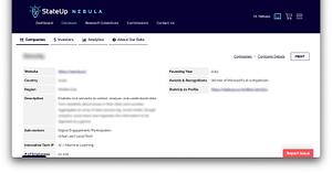 Public-Purpose Technology Company Profile